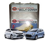 PLUS1 Body Cover Agya/Ayla [BC-0003] - Organizer Mobil